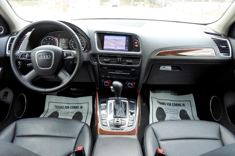 Used 2012 Audi Q5 3.2 quattro Premium Plus Used 2012 Audi Q5 3.2 quattro Premium Plus for sale  at Metro West Motorcars LLC in Shrewsbury MA 9