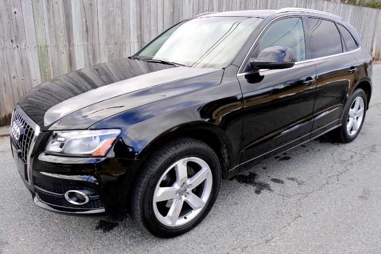 Used Used 2012 Audi Q5 3.2 quattro Premium Plus for sale $14,800 at Metro West Motorcars LLC in Shrewsbury MA