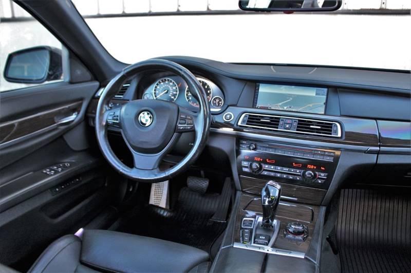 Used 2012 BMW 7 Series 4dr Sdn 750Li xDrive AWD Used 2012 BMW 7 Series 4dr Sdn 750Li xDrive AWD for sale  at Metro West Motorcars LLC in Shrewsbury MA 10