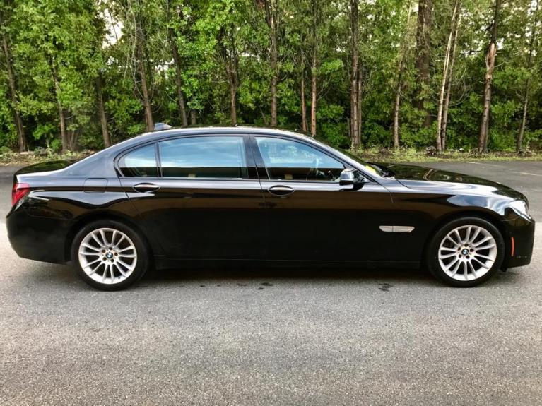 Used 2012 BMW 7 Series 4dr Sdn 750Li xDrive AWD Used 2012 BMW 7 Series 4dr Sdn 750Li xDrive AWD for sale  at Metro West Motorcars LLC in Shrewsbury MA 6