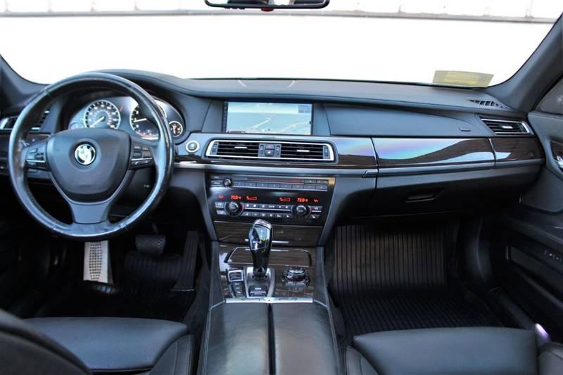Used 2012 BMW 7 Series 4dr Sdn 750Li xDrive AWD Used 2012 BMW 7 Series 4dr Sdn 750Li xDrive AWD for sale  at Metro West Motorcars LLC in Shrewsbury MA 9