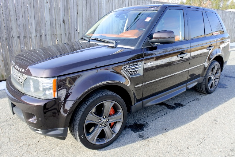Used Used 2011 Land Rover Range Rover Sport SC for sale $13,800 at Metro West Motorcars LLC in Shrewsbury MA