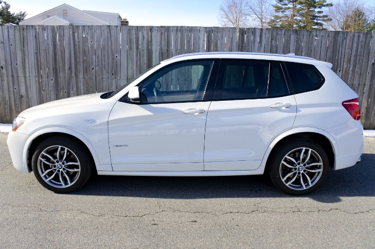 Used 2015 BMW X3 35i xDrive Used 2015 BMW X3 35i xDrive for sale  at Metro West Motorcars LLC in Shrewsbury MA 2
