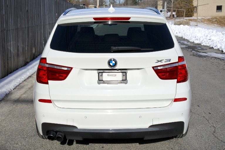 Used 2015 BMW X3 35i xDrive Used 2015 BMW X3 35i xDrive for sale  at Metro West Motorcars LLC in Shrewsbury MA 4