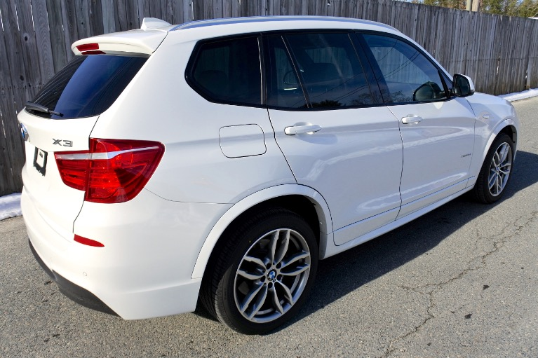 Used 2015 BMW X3 35i xDrive Used 2015 BMW X3 35i xDrive for sale  at Metro West Motorcars LLC in Shrewsbury MA 5