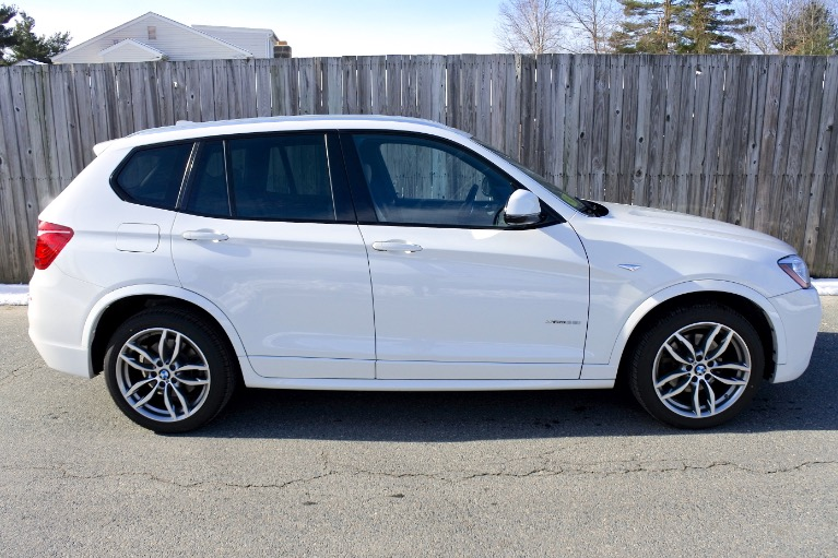 Used 2015 BMW X3 35i xDrive Used 2015 BMW X3 35i xDrive for sale  at Metro West Motorcars LLC in Shrewsbury MA 6