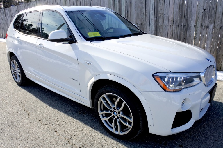 Used 2015 BMW X3 35i xDrive Used 2015 BMW X3 35i xDrive for sale  at Metro West Motorcars LLC in Shrewsbury MA 7