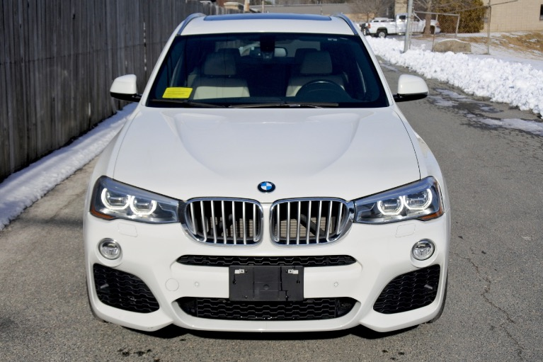 Used 2015 BMW X3 35i xDrive Used 2015 BMW X3 35i xDrive for sale  at Metro West Motorcars LLC in Shrewsbury MA 8