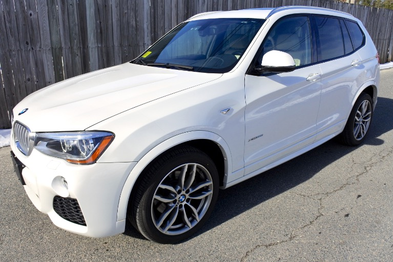 Used Used 2015 BMW X3 35i xDrive for sale $22,700 at Metro West Motorcars LLC in Shrewsbury MA