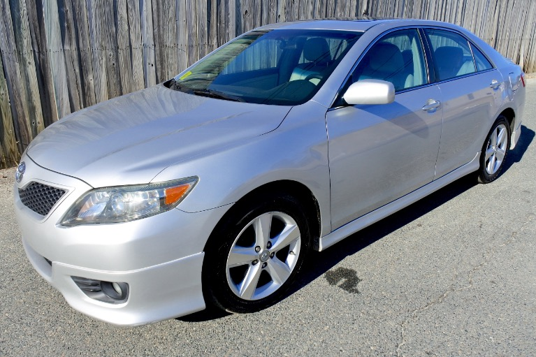 Used Used 2010 Toyota Camry V6 SE for sale $7,900 at Metro West Motorcars LLC in Shrewsbury MA