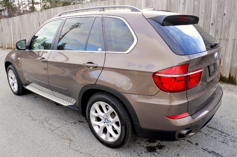 Used 2013 BMW X5 AWD 4dr xDrive35i Premium Used 2013 BMW X5 AWD 4dr xDrive35i Premium for sale  at Metro West Motorcars LLC in Shrewsbury MA 3