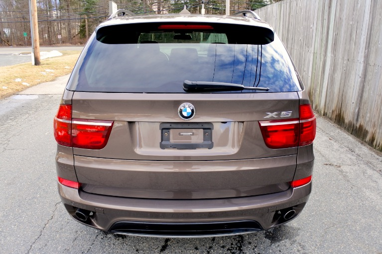 Used 2013 BMW X5 AWD 4dr xDrive35i Premium Used 2013 BMW X5 AWD 4dr xDrive35i Premium for sale  at Metro West Motorcars LLC in Shrewsbury MA 4