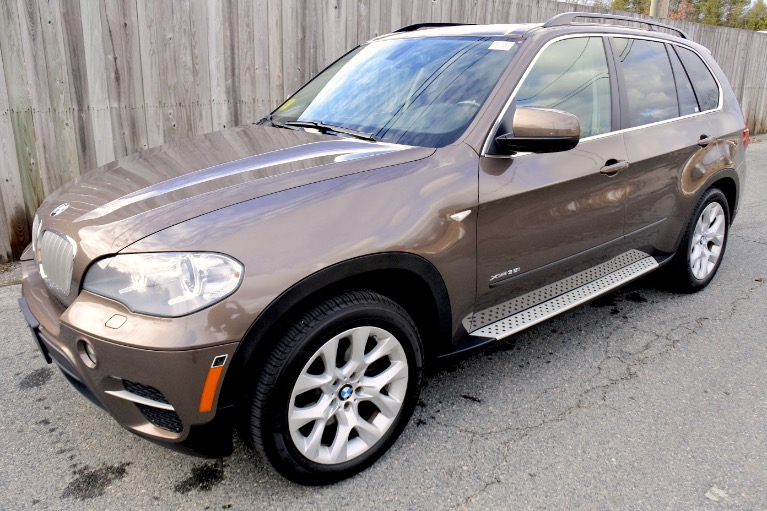 Used Used 2013 BMW X5 AWD 4dr xDrive35i Premium for sale $15,900 at Metro West Motorcars LLC in Shrewsbury MA