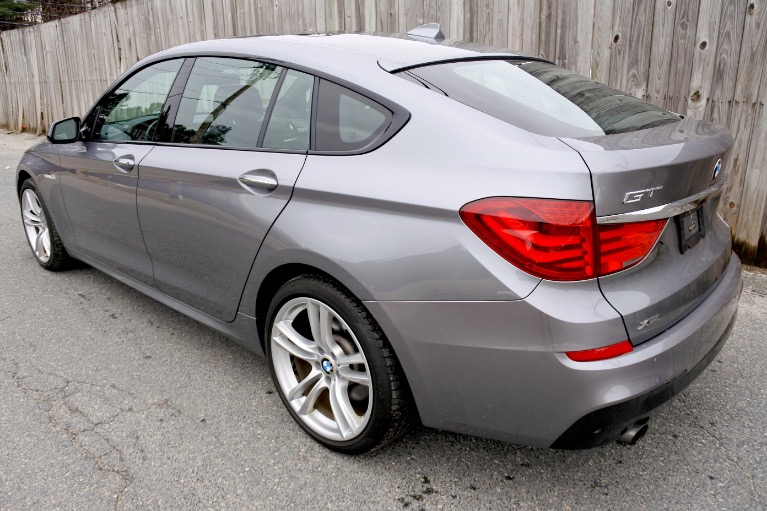 Used 2013 BMW 5 Series Gran Turismo 535i xDrive Used 2013 BMW 5 Series Gran Turismo 535i xDrive for sale  at Metro West Motorcars LLC in Shrewsbury MA 3