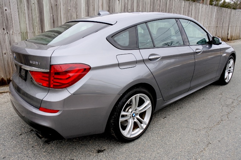 Used 2013 BMW 5 Series Gran Turismo 535i xDrive Used 2013 BMW 5 Series Gran Turismo 535i xDrive for sale  at Metro West Motorcars LLC in Shrewsbury MA 5