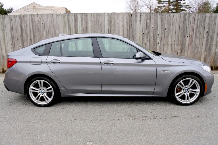 Used 2013 BMW 5 Series Gran Turismo 535i xDrive Used 2013 BMW 5 Series Gran Turismo 535i xDrive for sale  at Metro West Motorcars LLC in Shrewsbury MA 6