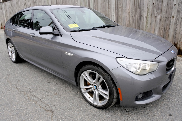 Used 2013 BMW 5 Series Gran Turismo 535i xDrive Used 2013 BMW 5 Series Gran Turismo 535i xDrive for sale  at Metro West Motorcars LLC in Shrewsbury MA 7