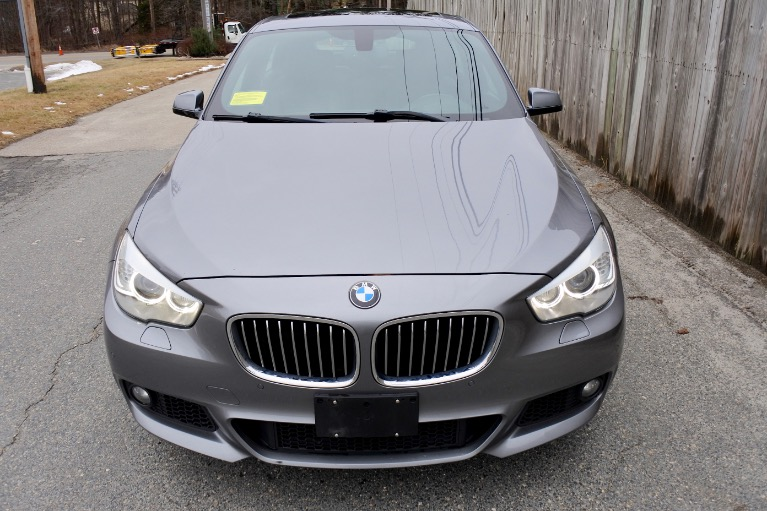 Used 2013 BMW 5 Series Gran Turismo 535i xDrive Used 2013 BMW 5 Series Gran Turismo 535i xDrive for sale  at Metro West Motorcars LLC in Shrewsbury MA 8