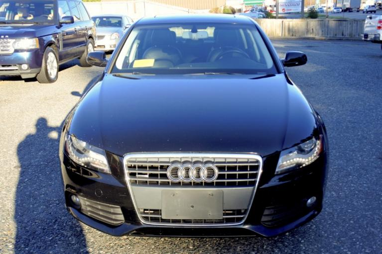 Used 2011 Audi A4 4dr Sdn Auto quattro 2.0T Premium  Plus Used 2011 Audi A4 4dr Sdn Auto quattro 2.0T Premium  Plus for sale  at Metro West Motorcars LLC in Shrewsbury MA 2