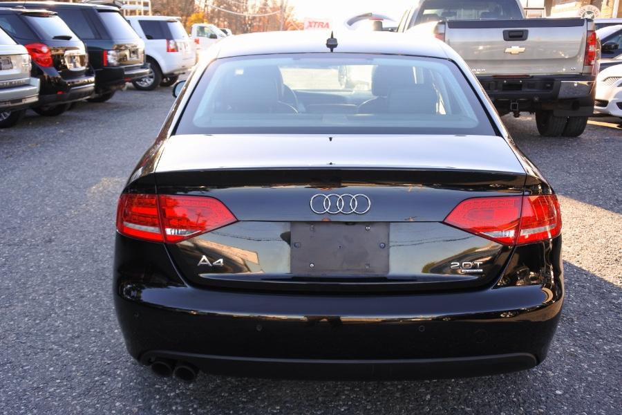 Used 2011 Audi A4 4dr Sdn Auto quattro 2.0T Premium  Plus Used 2011 Audi A4 4dr Sdn Auto quattro 2.0T Premium  Plus for sale  at Metro West Motorcars LLC in Shrewsbury MA 5