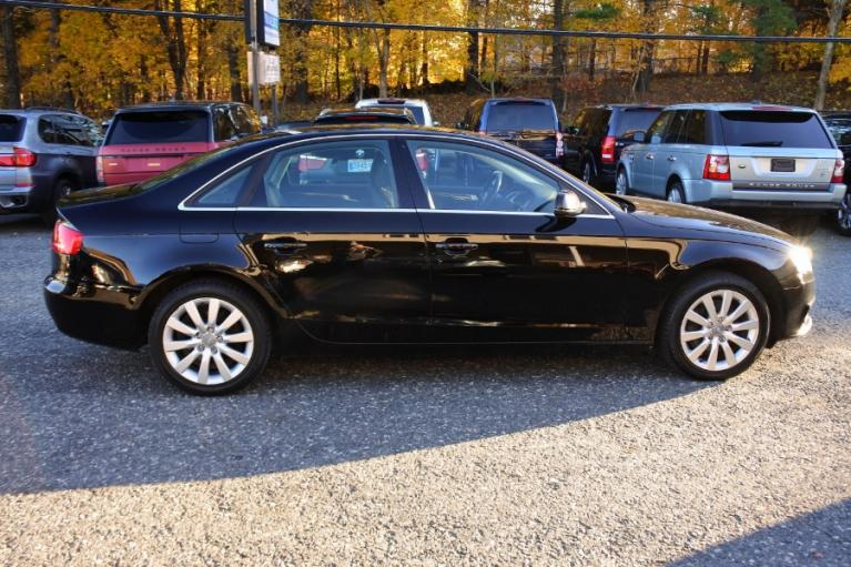 Used 2011 Audi A4 4dr Sdn Auto quattro 2.0T Premium  Plus Used 2011 Audi A4 4dr Sdn Auto quattro 2.0T Premium  Plus for sale  at Metro West Motorcars LLC in Shrewsbury MA 7
