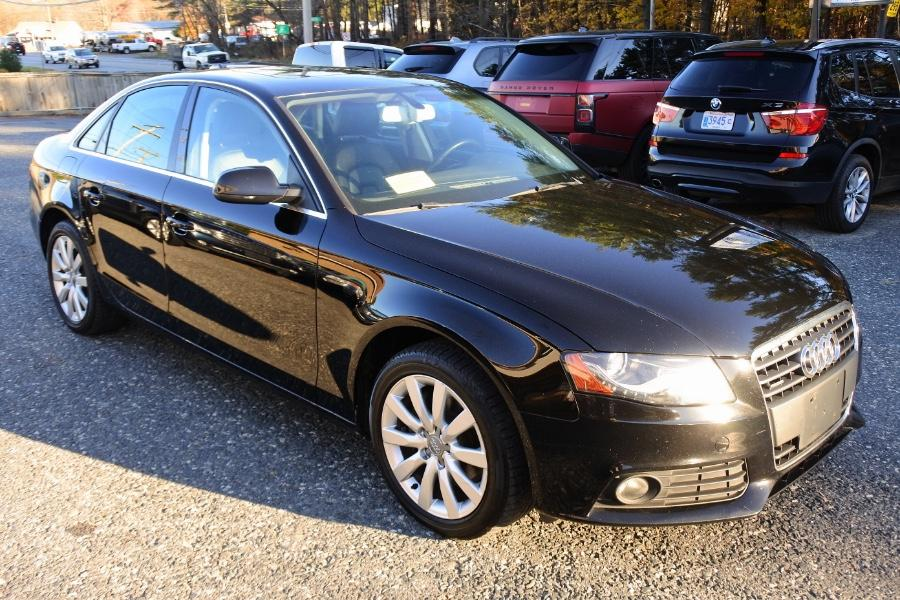 Used 2011 Audi A4 4dr Sdn Auto quattro 2.0T Premium  Plus Used 2011 Audi A4 4dr Sdn Auto quattro 2.0T Premium  Plus for sale  at Metro West Motorcars LLC in Shrewsbury MA 8