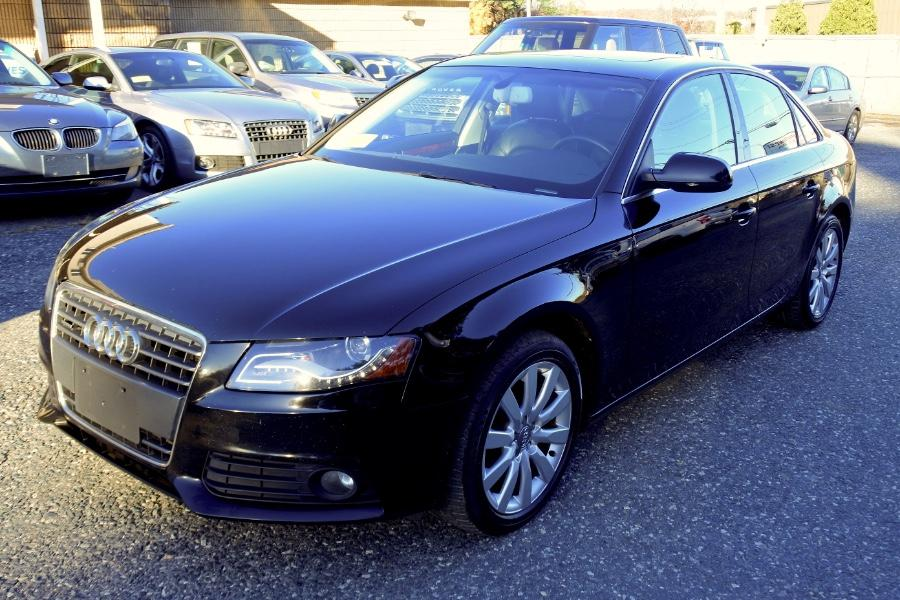 Used 2011 Audi A4 4dr Sdn Auto quattro 2.0T Premium  Plus Used 2011 Audi A4 4dr Sdn Auto quattro 2.0T Premium  Plus for sale  at Metro West Motorcars LLC in Shrewsbury MA 1