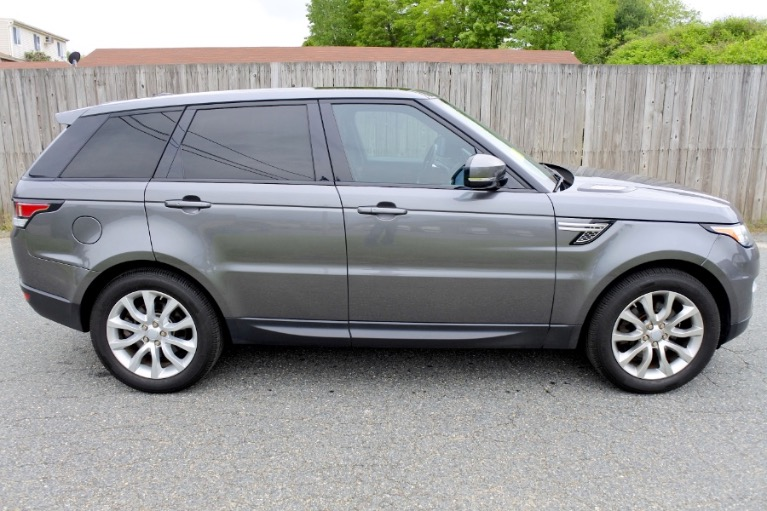 Used 2014 Land Rover Range Rover Sport HSE Used 2014 Land Rover Range Rover Sport HSE for sale  at Metro West Motorcars LLC in Shrewsbury MA 6