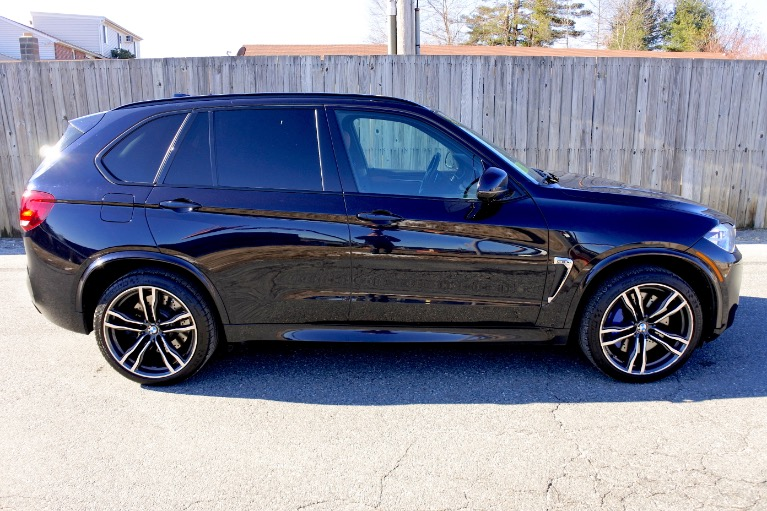 Used 2017 BMW X5 m SAV Used 2017 BMW X5 m SAV for sale  at Metro West Motorcars LLC in Shrewsbury MA 5
