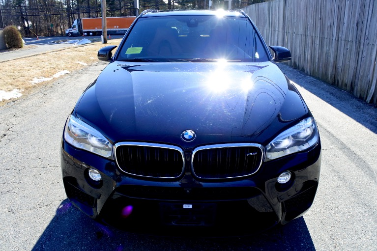 Used 2017 BMW X5 m SAV Used 2017 BMW X5 m SAV for sale  at Metro West Motorcars LLC in Shrewsbury MA 7