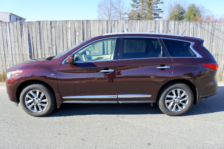 Used 2014 Infiniti Qx60 AWD Used 2014 Infiniti Qx60 AWD for sale  at Metro West Motorcars LLC in Shrewsbury MA 2
