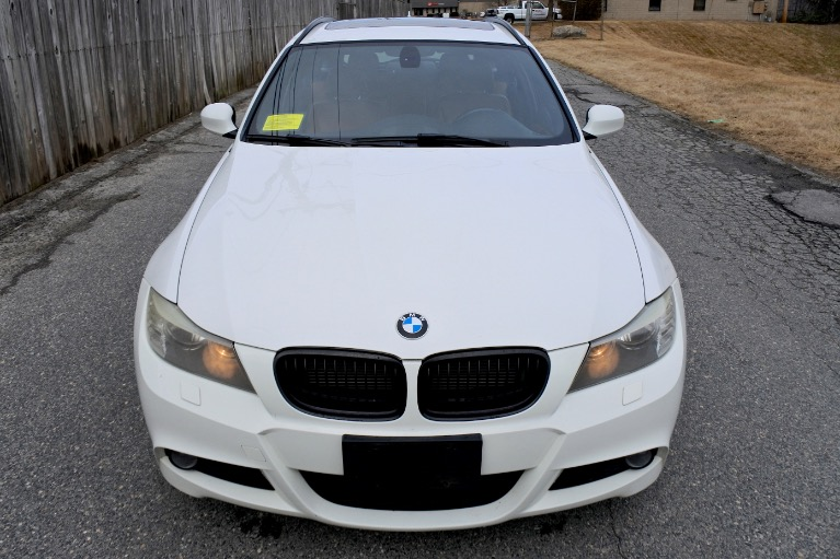 Used 2011 BMW 3 Series 4dr Sports Wgn 328i xDrive AWD Used 2011 BMW 3 Series 4dr Sports Wgn 328i xDrive AWD for sale  at Metro West Motorcars LLC in Shrewsbury MA 8