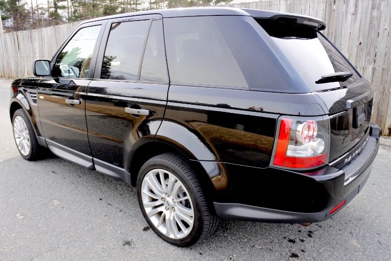 Used 2011 Land Rover Range Rover Sport HSE LUX Used 2011 Land Rover Range Rover Sport HSE LUX for sale  at Metro West Motorcars LLC in Shrewsbury MA 3