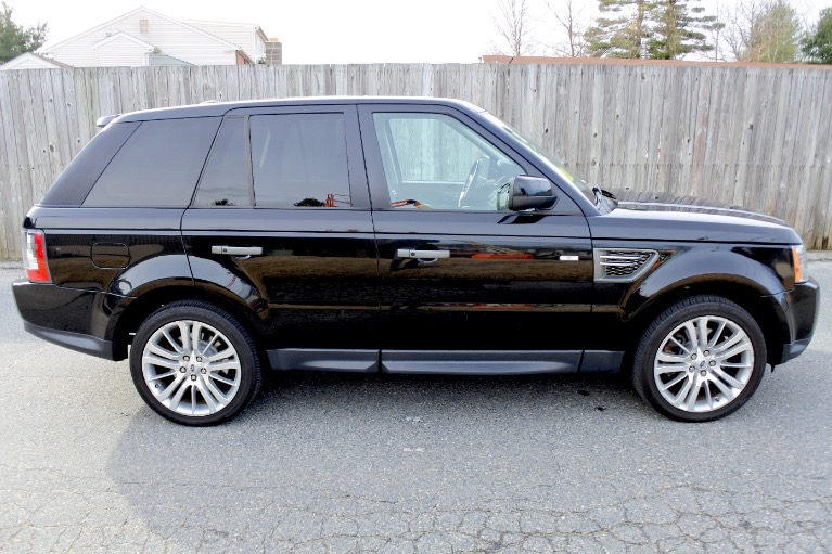 Used 2011 Land Rover Range Rover Sport HSE LUX Used 2011 Land Rover Range Rover Sport HSE LUX for sale  at Metro West Motorcars LLC in Shrewsbury MA 6