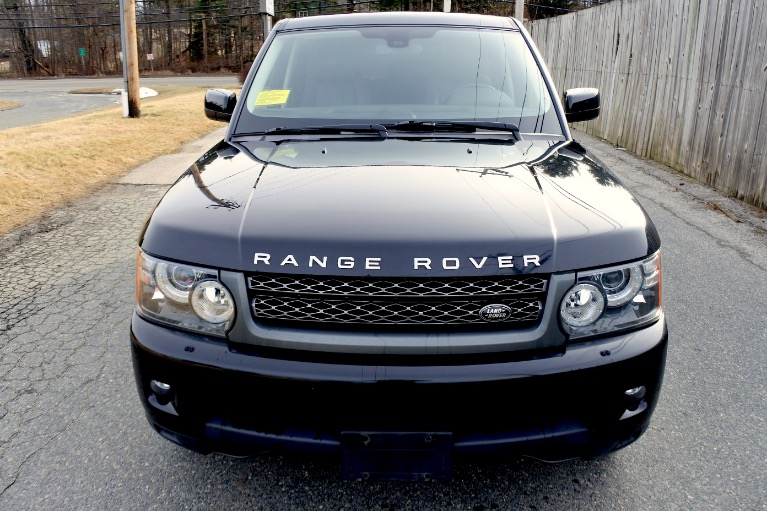 Used 2011 Land Rover Range Rover Sport HSE LUX Used 2011 Land Rover Range Rover Sport HSE LUX for sale  at Metro West Motorcars LLC in Shrewsbury MA 8
