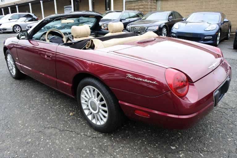 Used 2004 Ford Thunderbird 2dr Convertible Premium Used 2004 Ford Thunderbird 2dr Convertible Premium for sale  at Metro West Motorcars LLC in Shrewsbury MA 18