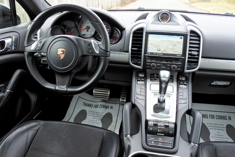 Used 2013 Porsche Cayenne GTS Used 2013 Porsche Cayenne GTS for sale  at Metro West Motorcars LLC in Shrewsbury MA 10