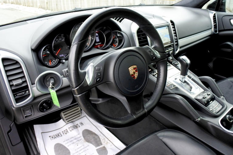 Used 2013 Porsche Cayenne GTS Used 2013 Porsche Cayenne GTS for sale  at Metro West Motorcars LLC in Shrewsbury MA 14