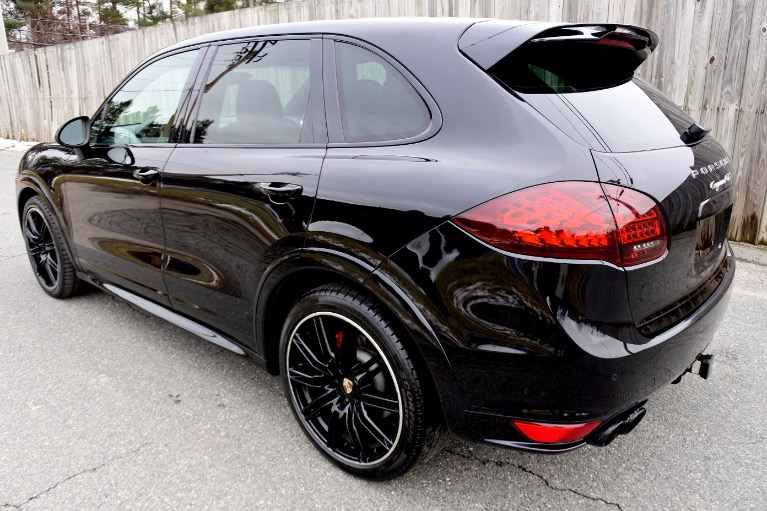 Used 2013 Porsche Cayenne GTS Used 2013 Porsche Cayenne GTS for sale  at Metro West Motorcars LLC in Shrewsbury MA 3