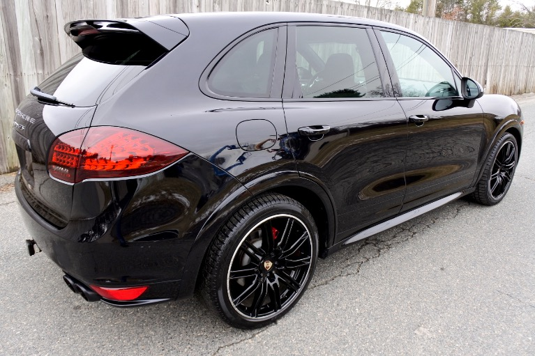 Used 2013 Porsche Cayenne GTS Used 2013 Porsche Cayenne GTS for sale  at Metro West Motorcars LLC in Shrewsbury MA 5