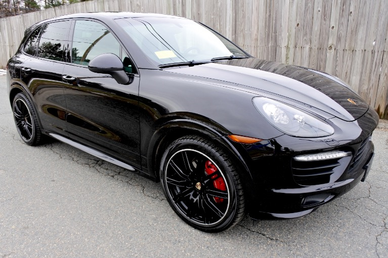 Used 2013 Porsche Cayenne GTS Used 2013 Porsche Cayenne GTS for sale  at Metro West Motorcars LLC in Shrewsbury MA 7