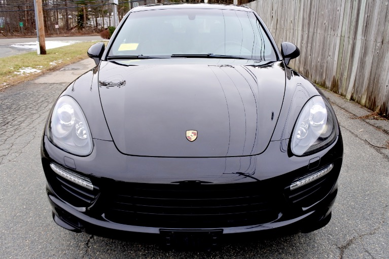 Used 2013 Porsche Cayenne GTS Used 2013 Porsche Cayenne GTS for sale  at Metro West Motorcars LLC in Shrewsbury MA 8