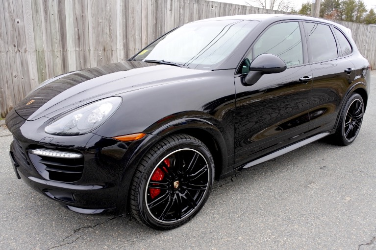 Used 2013 Porsche Cayenne GTS Used 2013 Porsche Cayenne GTS for sale  at Metro West Motorcars LLC in Shrewsbury MA 1