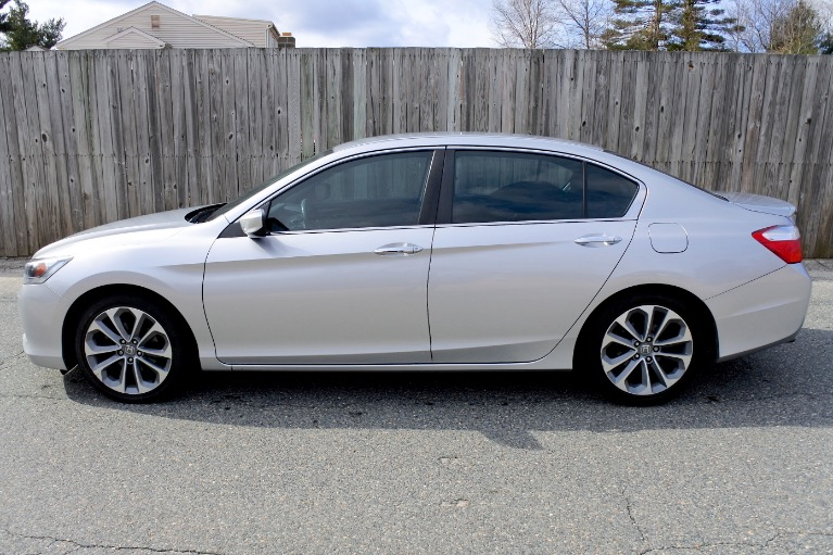 Used 2013 Honda Accord Sdn Sport I4 CVT Used 2013 Honda Accord Sdn Sport I4 CVT for sale  at Metro West Motorcars LLC in Shrewsbury MA 2