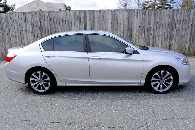 Used 2013 Honda Accord Sdn Sport I4 CVT Used 2013 Honda Accord Sdn Sport I4 CVT for sale  at Metro West Motorcars LLC in Shrewsbury MA 6