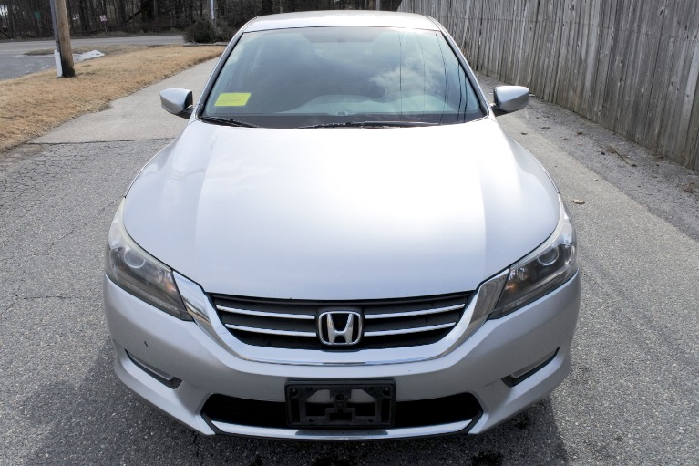Used 2013 Honda Accord Sdn Sport I4 CVT Used 2013 Honda Accord Sdn Sport I4 CVT for sale  at Metro West Motorcars LLC in Shrewsbury MA 8