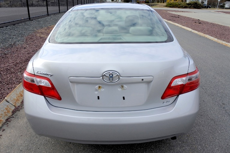 Used 2009 Toyota Camry LE Used 2009 Toyota Camry LE for sale  at Metro West Motorcars LLC in Shrewsbury MA 4