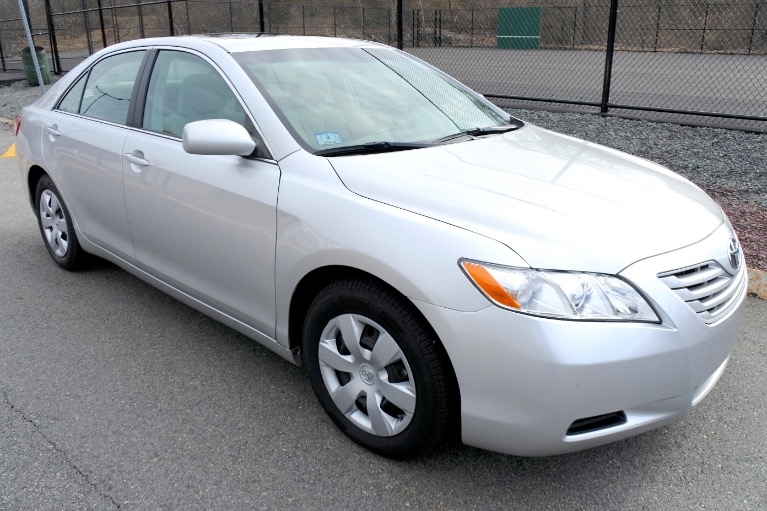 Used 2009 Toyota Camry LE Used 2009 Toyota Camry LE for sale  at Metro West Motorcars LLC in Shrewsbury MA 7