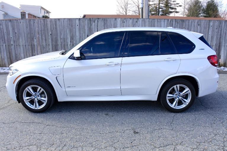 Used 2017 BMW X5 xDrive40e iPerformance Used 2017 BMW X5 xDrive40e iPerformance for sale  at Metro West Motorcars LLC in Shrewsbury MA 2