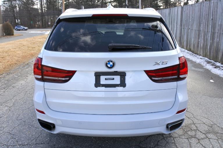 Used 2017 BMW X5 xDrive40e iPerformance Used 2017 BMW X5 xDrive40e iPerformance for sale  at Metro West Motorcars LLC in Shrewsbury MA 4